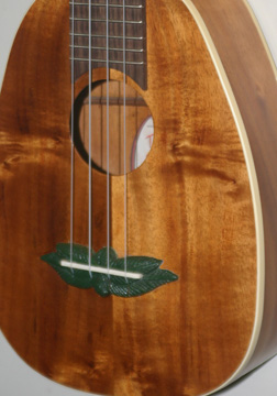 Tenor Ukulele body by Tiki King